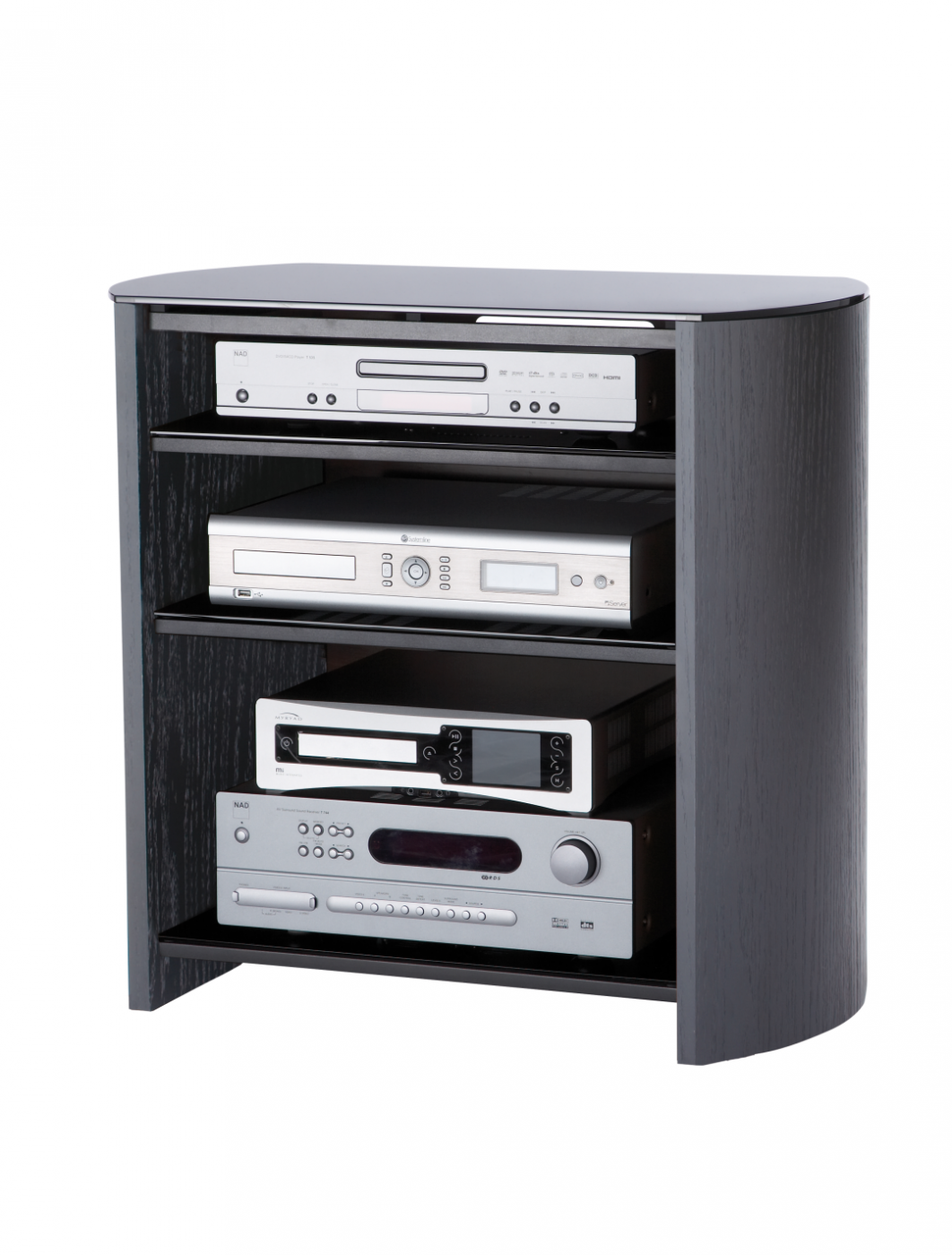 alphason fw750 4 bv b finewoods tv stand 121 tv mounts. Black Bedroom Furniture Sets. Home Design Ideas
