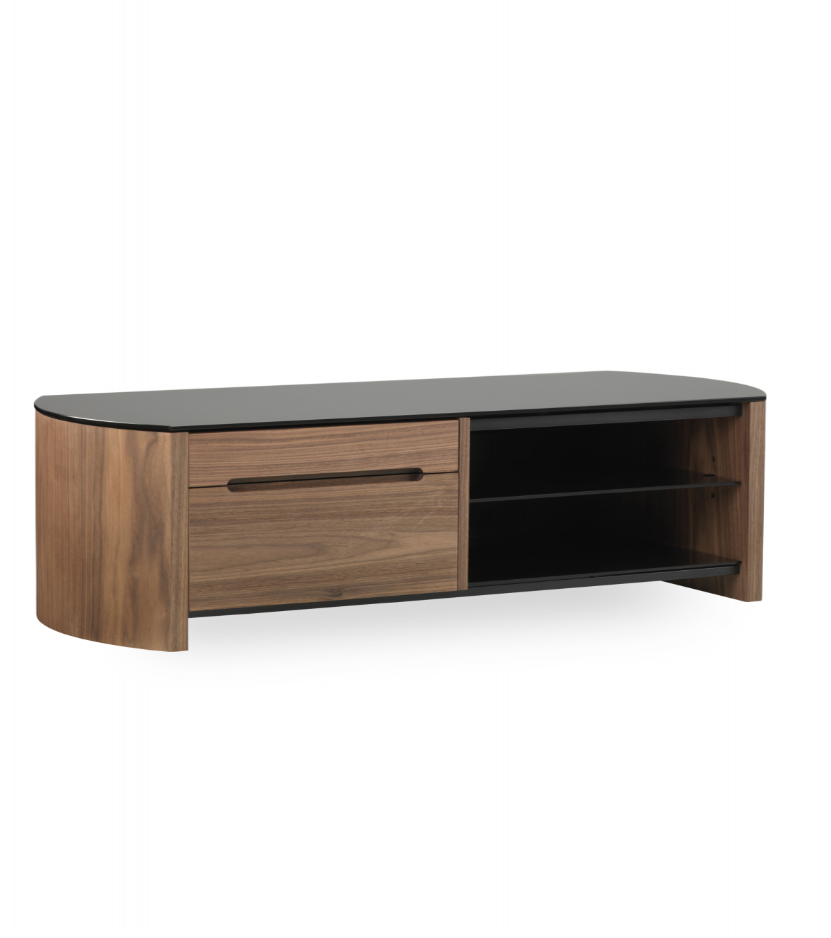 Alphason FW1100CB-W Finewoods TV Stand