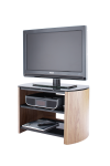 Alphason Finewoods FW750-LO/B TV Stand - enlarged view