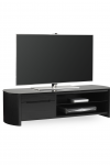 Alphason FW1350CB-BLK Finewoods TV Stand - enlarged view
