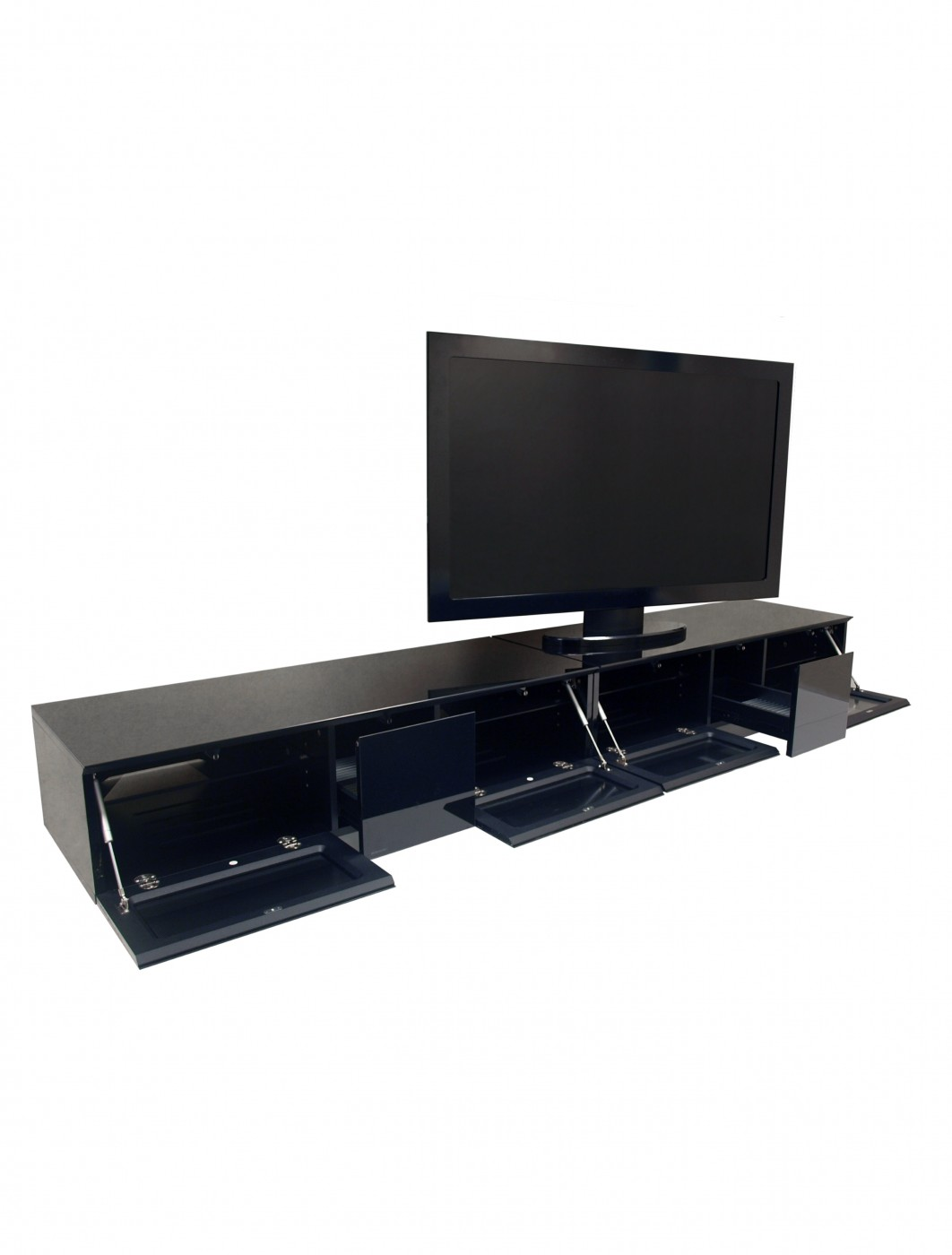 Alphason EMTMOD2500-BLK Element Modular TV Stand