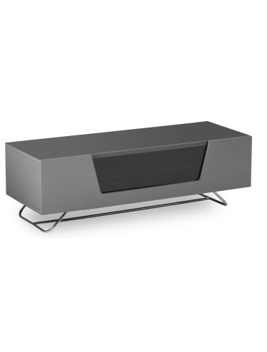TV Stand Alphason CRO2-1200CB-GRY Chromium - Grey