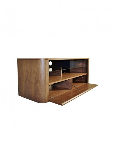 Alphason Hugo TV Stand ADH1260-WAL Walnut
