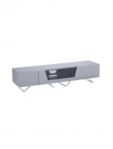 TV Stand Alphason CRO2-1600CB-GRY Chromium - Grey