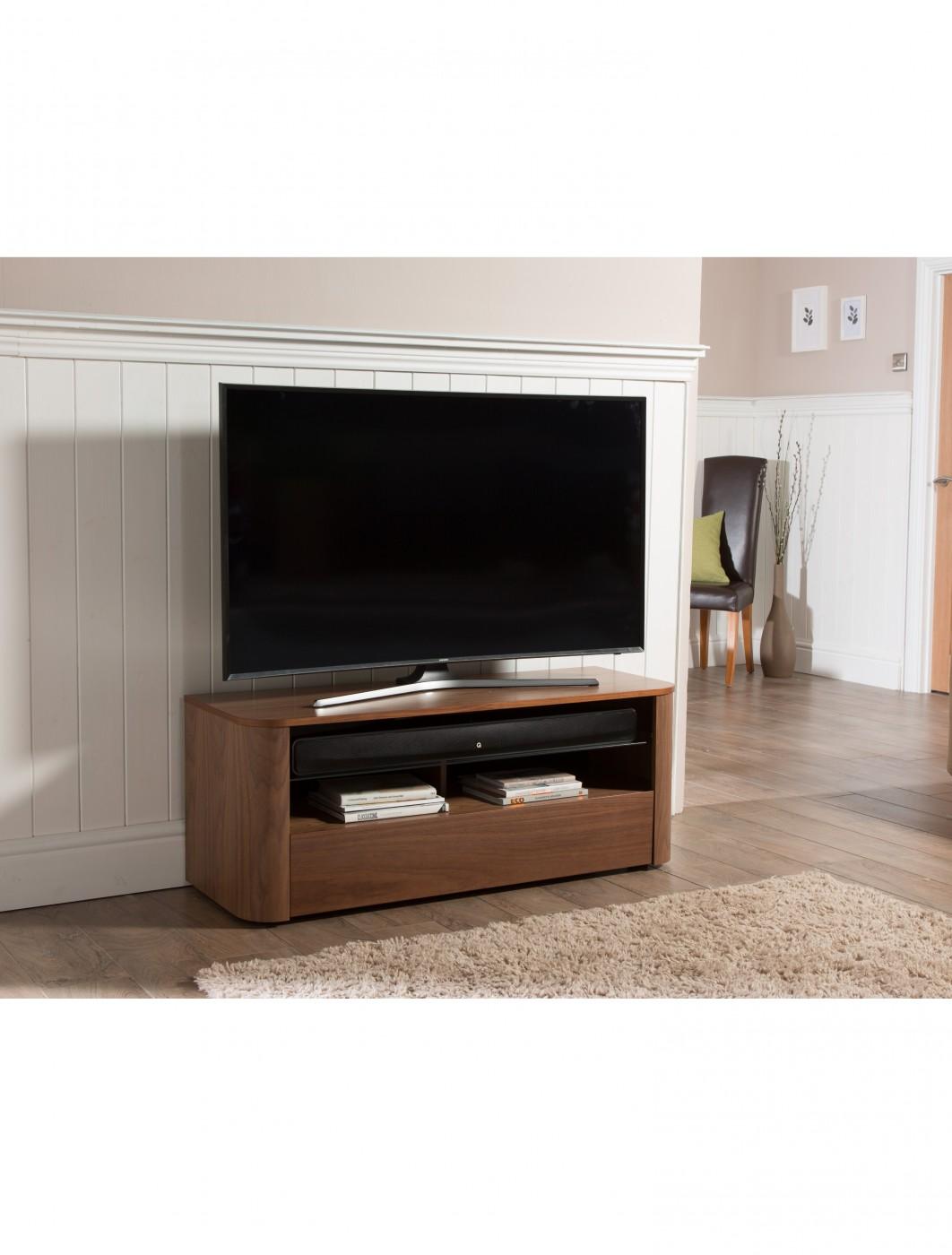Beautiful Tv Stand sound Bar Shelf