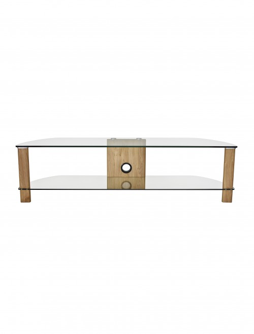 Alphason Century 1500mm Light Oak TV Stand ADCE1500-LO