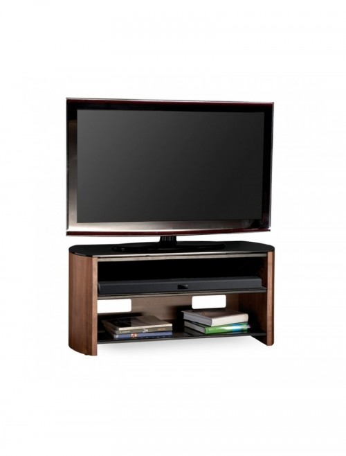 Alphason Finewoods FW1100-W/B TV Stand