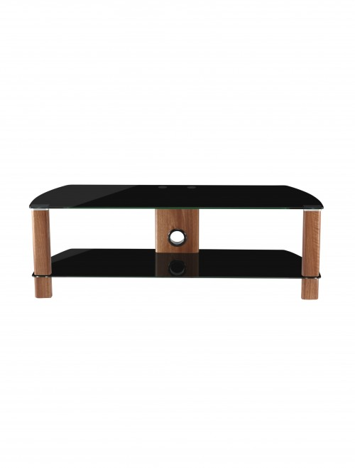 Alphason Century 1200mm TV Stand ADCE1200-BLK