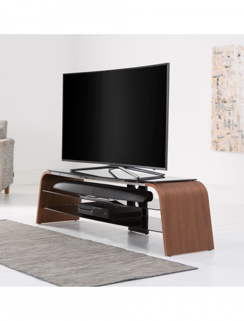 Alphason Spectrum 1600mm TV Stand ADSP1600-WAL