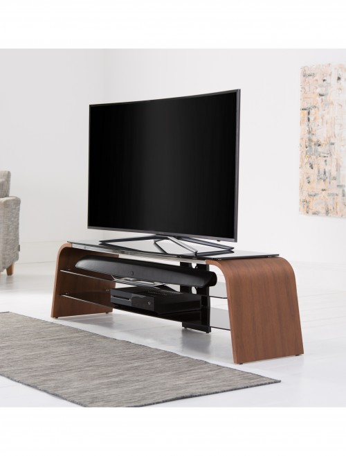 Alphason Spectrum 1400mm TV Stand ADSP1400-WAL