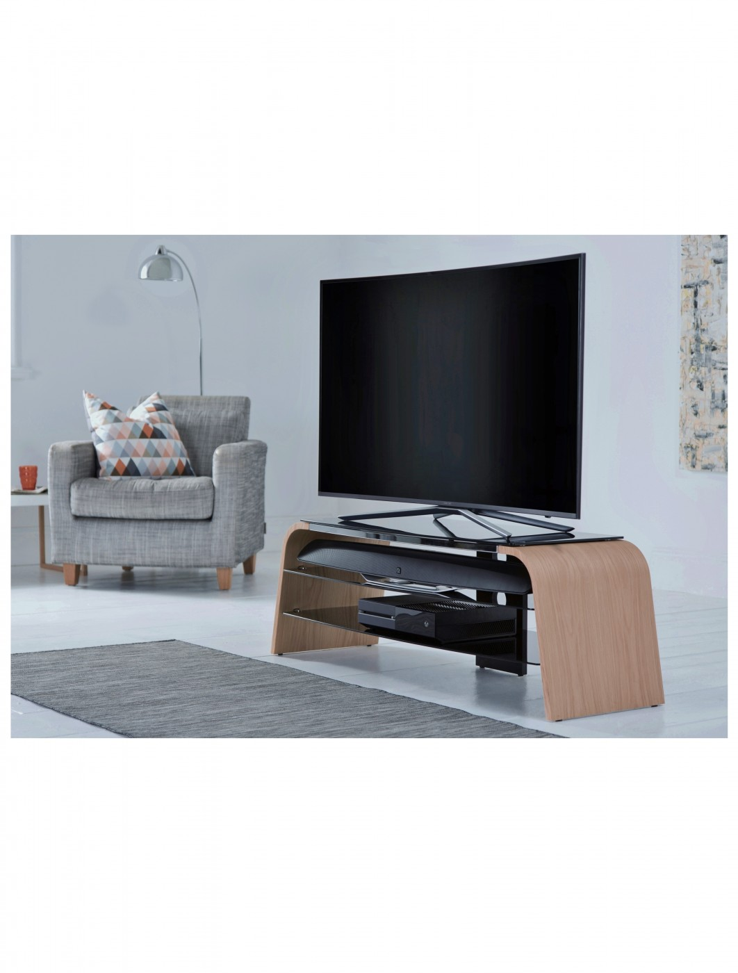Alphason Spectrum 1200mm TV Stand ADSP1200-LO