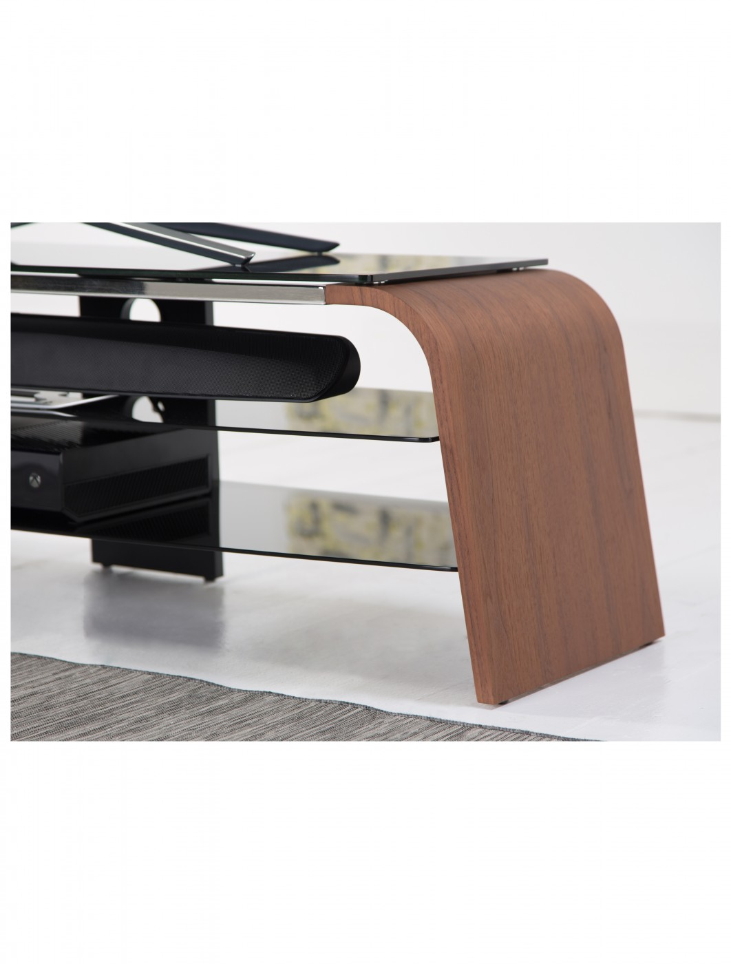 Alphason Spectrum 1200mm TV Stand ADSP1200-WAL