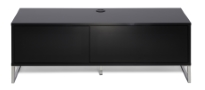 Alphason Helium 1200mm TV Stand in Black