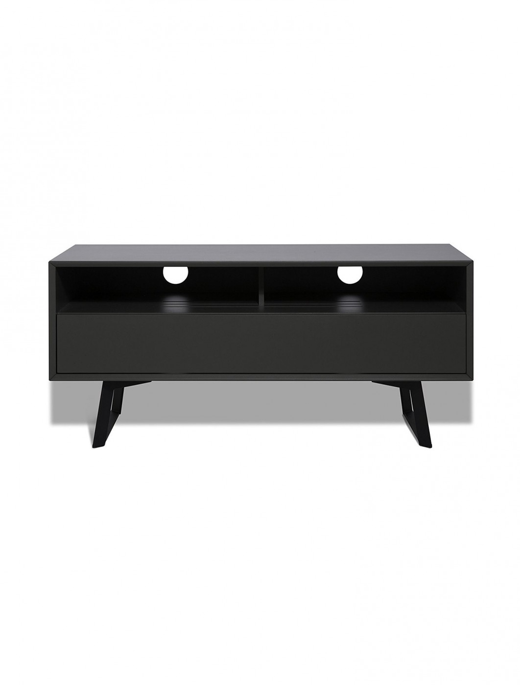 Alphason Carbon 1200mm TV Stand ADCA1200-GRY