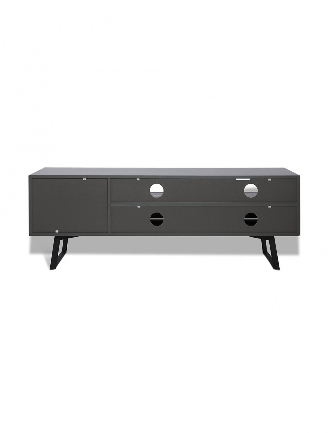 Alphason Carbon 1600mm TV Stand ADCA1600-GRY