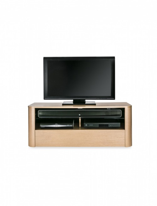 Alphason Hugo TV Stand ADH1260-LO Light Oak
