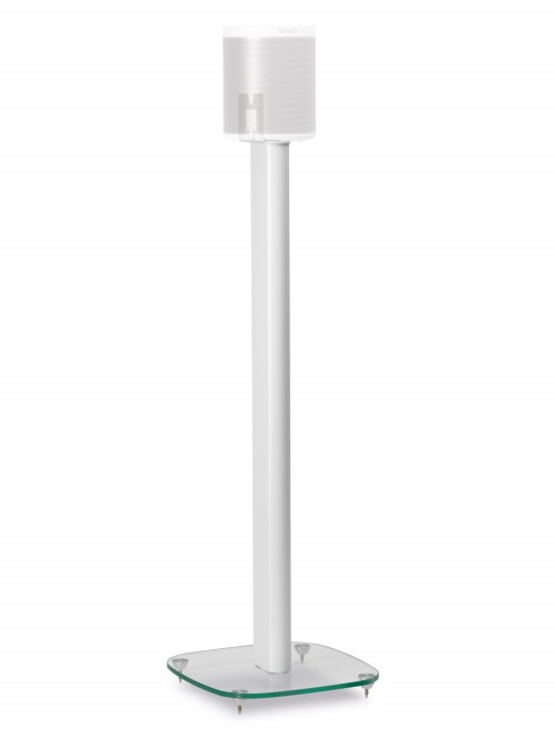 SONOS Play 1 Bracket - Play 1 Floor Stand - White AS1003W