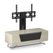 Ivory Chromium 1200mm TV Stand with Bracket