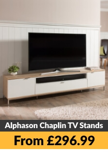 Alphason Chaplin TV Stands