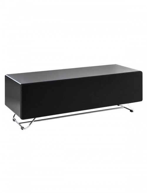 TV Stands - Chromium Concept 1200mm Black TV Stand CRO2-1200CPT-BK