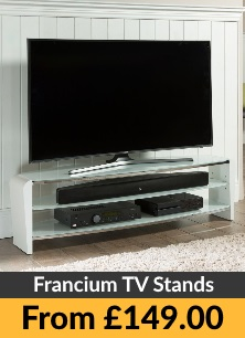 Alphason Francium TV Stands