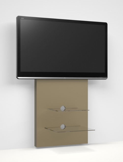 TV Stands Mercury MDF TV Stand with Bracket ADME/2S-MDF