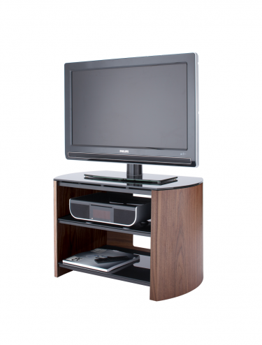 Alphason Finewoods FW750-W/B TV Stand