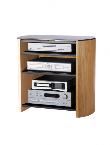 Alphason Finewoods FW750/4-LO/B TV Stand