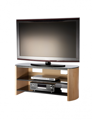 Alphason Finewoods FW1100-LO/B TV Stand