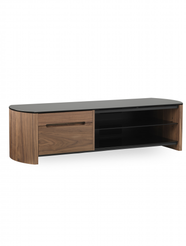 Alphason FW1350CB-W Finewoods TV Stand