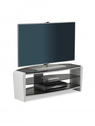 Alphason FRN1100/3WHT/SK Francium TV Stand