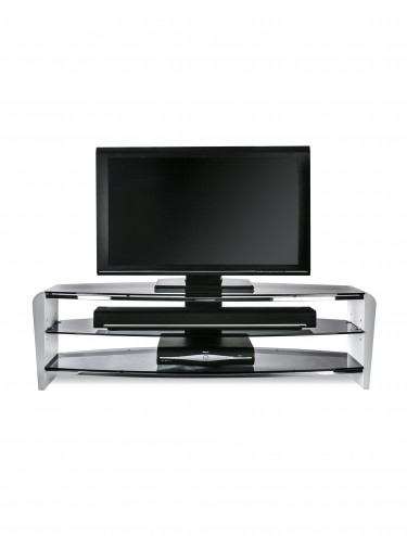 Alphason FRN1400/3WHT/SK Francium TV Stand