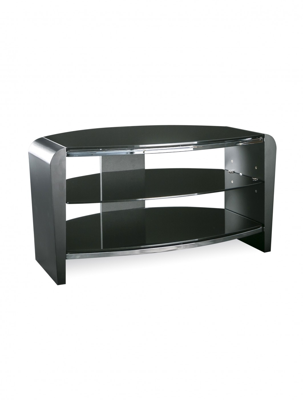 Alphason FRN800/3BLK/BK Francium TV Unit