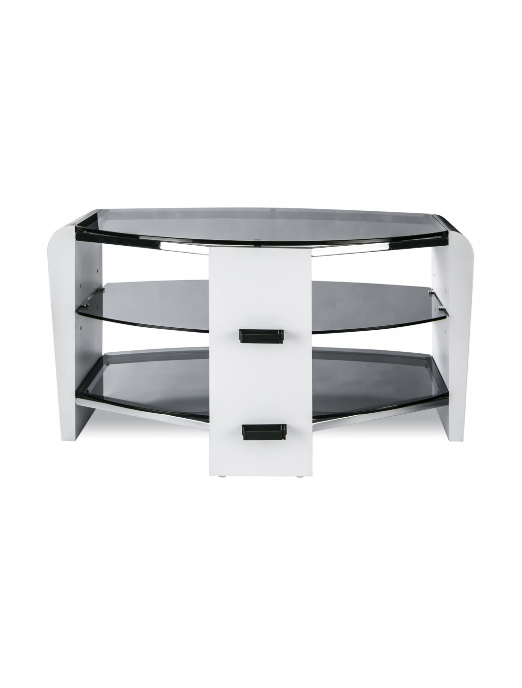 Alphason FRN800/3WHT/SK Francium TV Stand