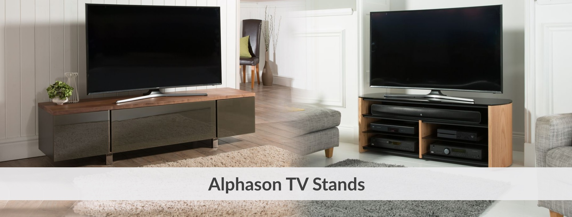 Alphason TV Stands and TV Cabinets